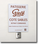 Gavet Pornic interphone Boutique en ligne